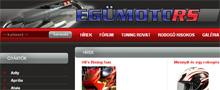 Webáruház referenciák - Egümotors.hu webáruház