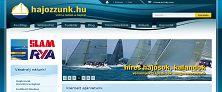 Webáruház referenciák - Hajozzunk.hu webáruház