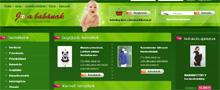 Webáruház referenciák - Jóababának.hu webáruház