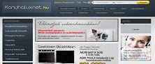 Webáruház referenciák - Konyhaluxnet webáruház