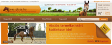 Webáruház referenciák - Lovaspláza.hu webshop