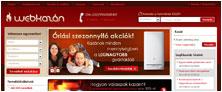 Webáruház referenciák - Webkazán webáruház