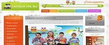 Webáruház referenciák - Okosjáték webáruház